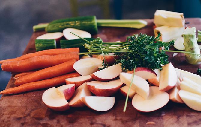 Cuisine maison et plats délicats